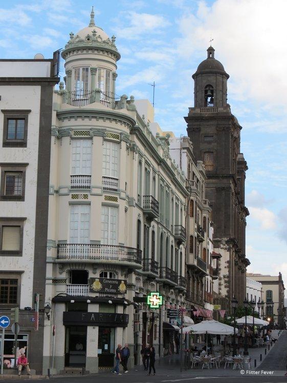 Las Palmas de Gran Canaria architecture