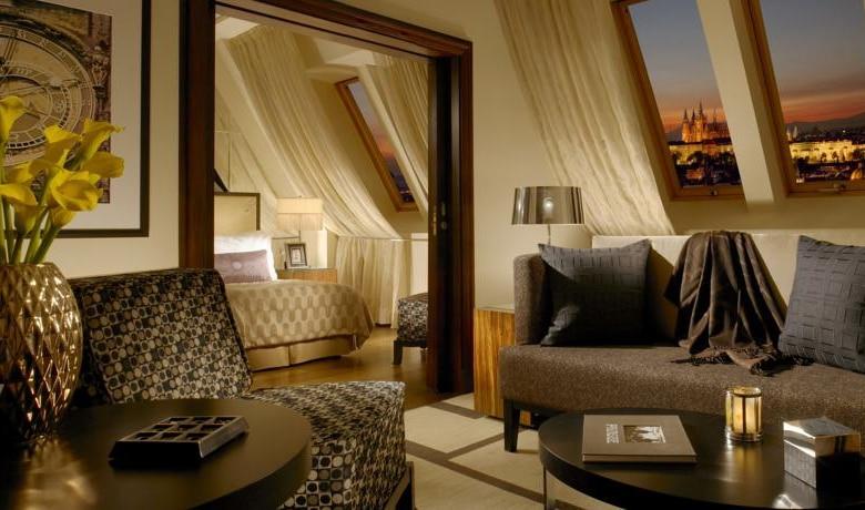 Prague Radisson Blu Alcron Hotel