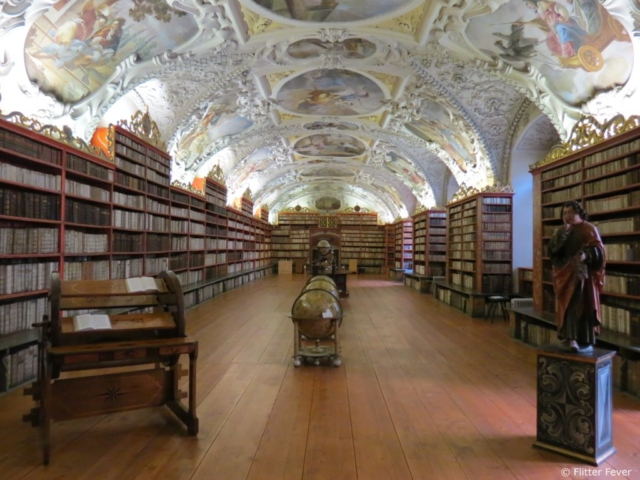 Strahov Monastery Library left hall