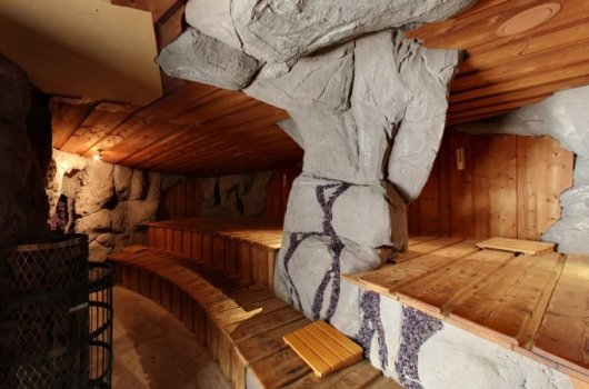 Ametist sauna Elysium