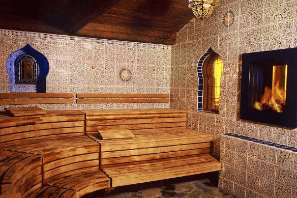 Sauna van Egmond Meknes sauna Haarlem