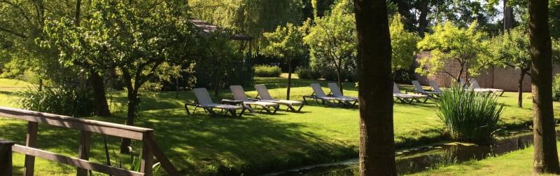 Sauna Thermen Zuidwolde tuin
