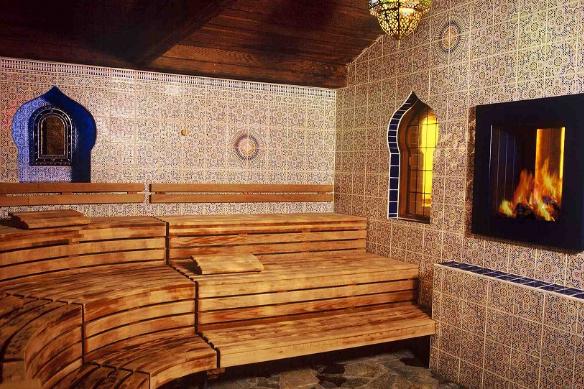 Sauna van Egmond Haarlem