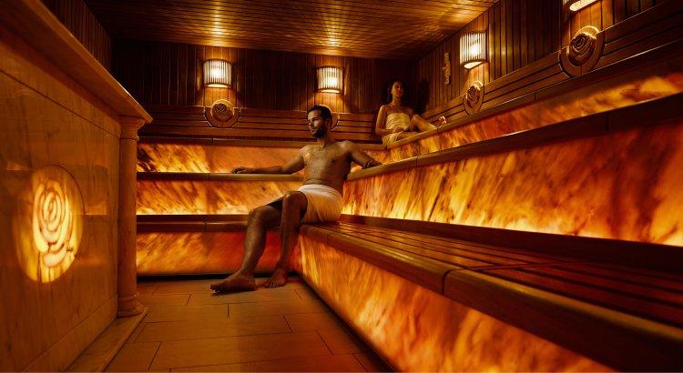 Rose Sauna Thermen Bussloo Rozensauna