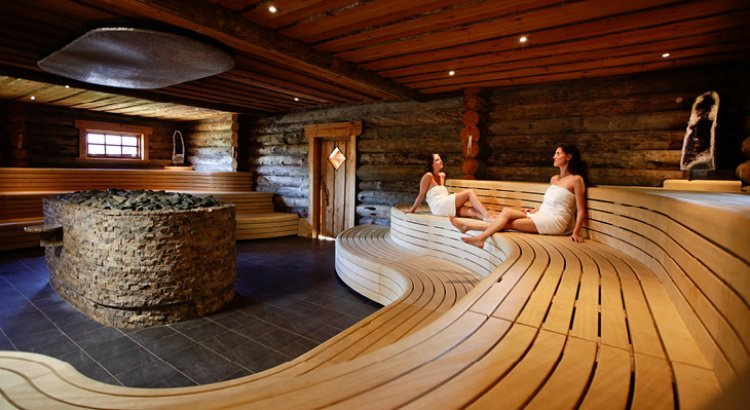 Thermen Bussloo sauna