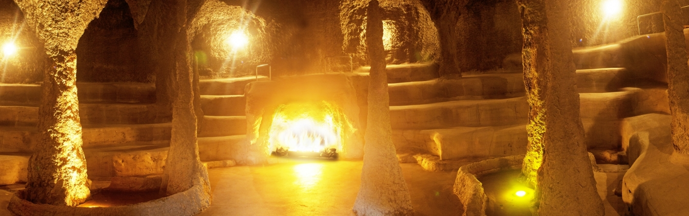 Thermen Zuidwolde Cave Sauna Drenthe