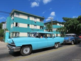 Beautiful colors Havana Cuba