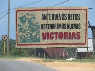 Propaganda Fidel Cuba
