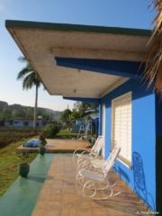 Sit down, relax and enjoy the view @ Viñales Villa Vista al Valle