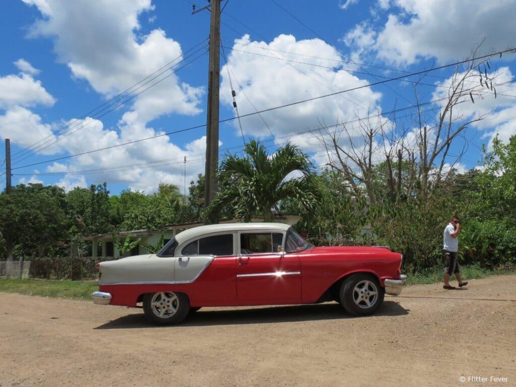beautiful Cuba oldtimer