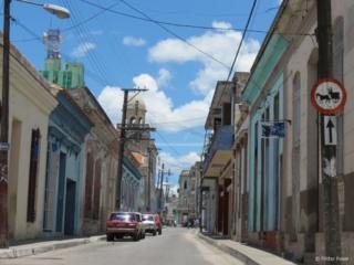 Street view Santa Clara Cuba