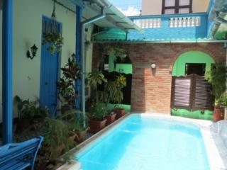 Pool Hostal La Casona Jover Santa Clara Cuba