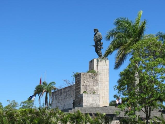 Che Guevara Monument & Mausoleum in Santa Clara Cuba