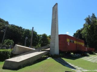 Tren Blindado Santa Clara Cuba Che Guavara
