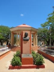 Main square in Remedios Cuba