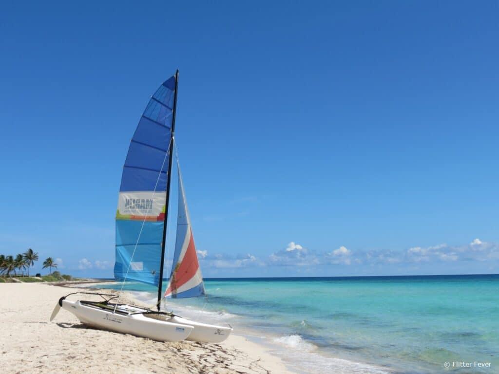 Colonial Cayo Coco Hotel beach playa Cuba