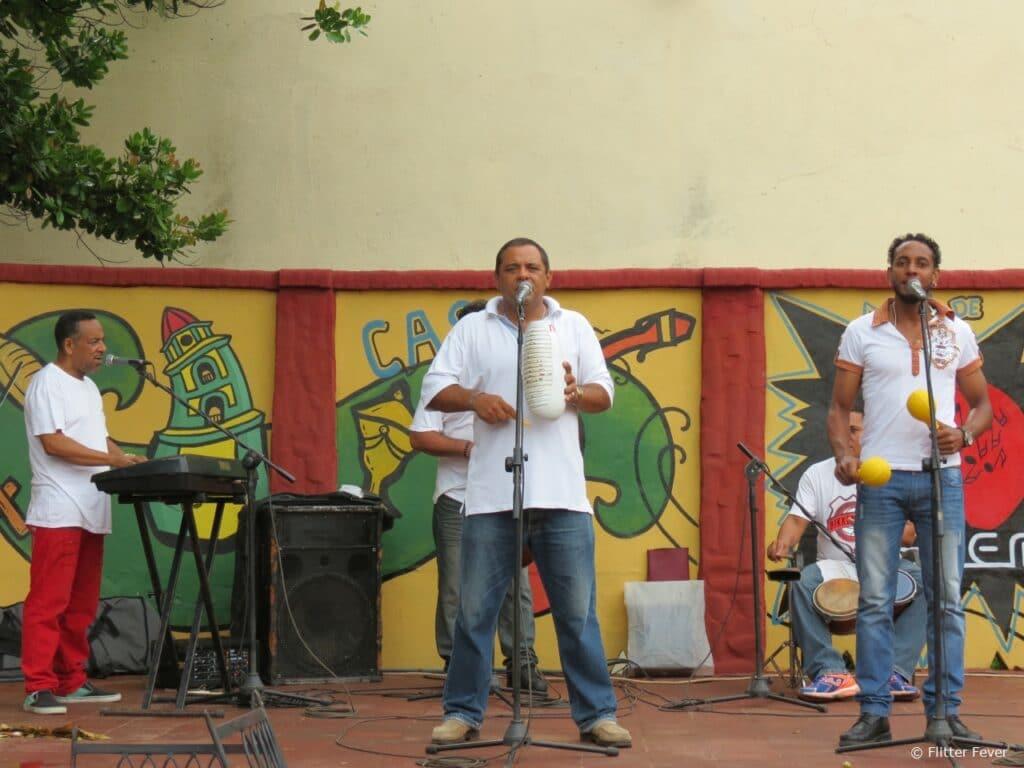 Casa de la Musica Trinidad Cuba