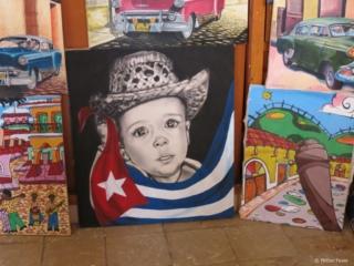 Colorful art @ Trinidad
