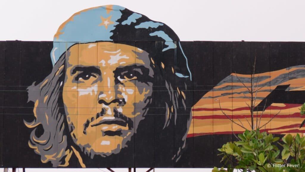 Che Guevara art Cienfuegos