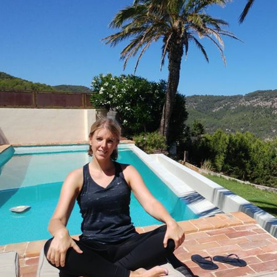 Meet Melissa, who went on Yoga Retreat three times already!