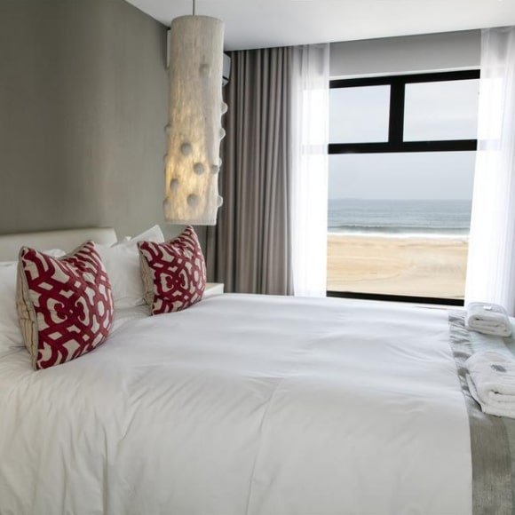 Atlantic Villa Boutique Guesthouse room with sea view