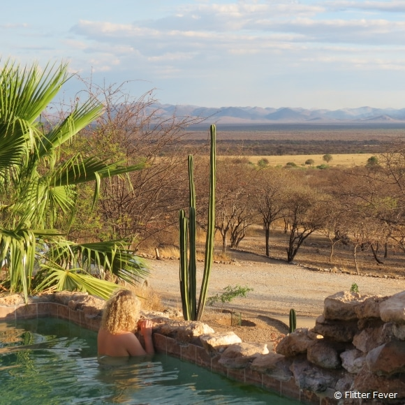Sasa Safari Camp @ Outjo, Namibia