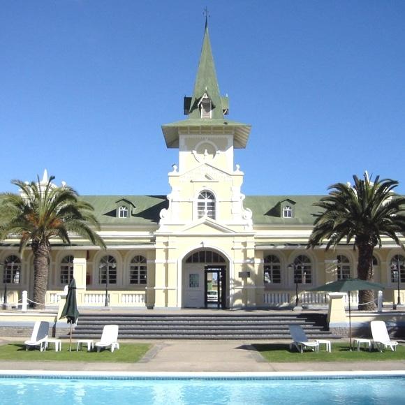 Old Railway Station Swakopmund