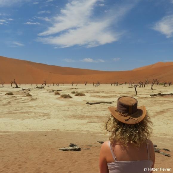 Drop dead gorgeous Deadvlei in Namibia