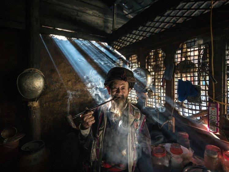 Ruben Terlou Chinese man