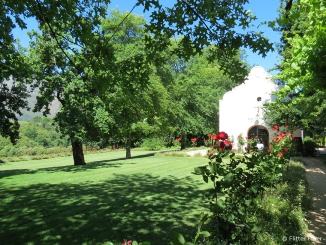 Rust en Vrede in Stellenbosch