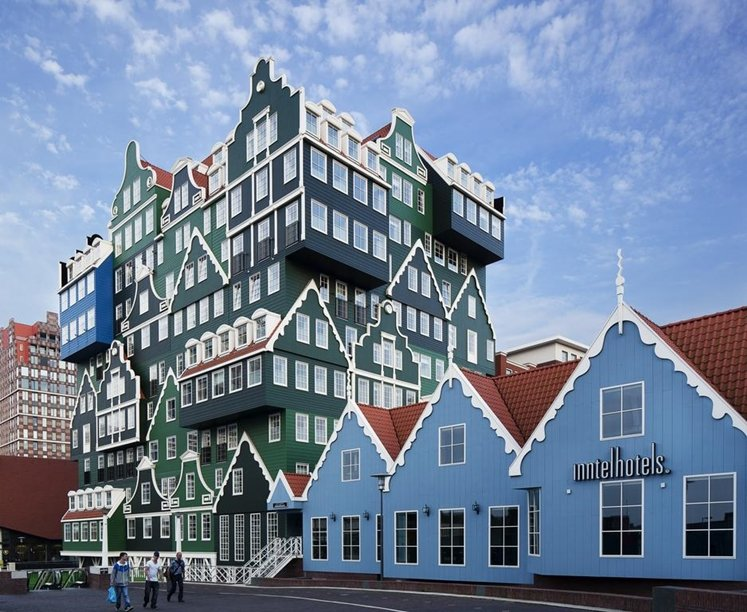 Inn Hotel Amsterdam Zaandam