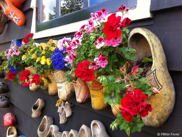 Wooden shoes at the Zaanse Schans