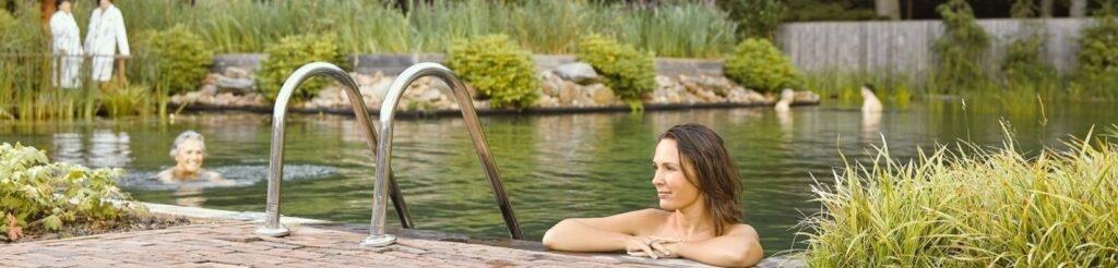 Sauna Soesterberg pond