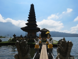 Pura Ulun Danu Bratan @ Bali, Indonesia