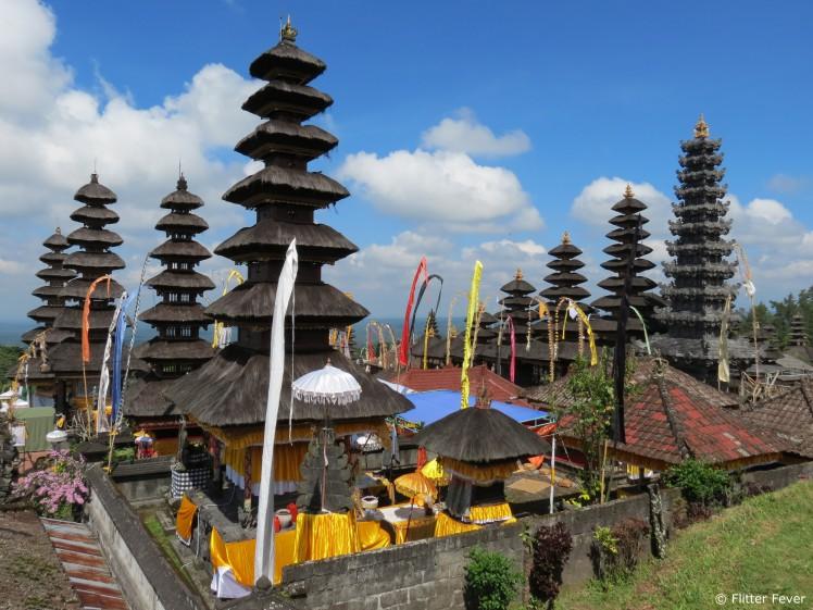 Pura Besakih (mother temple) @ Bali