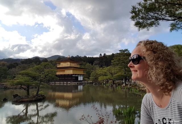 Kinkaku-ji temple Golden Temple Kyoto Japan