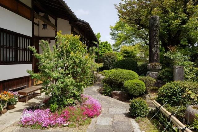 Authentic Japanese house with nice garden near Arashiyama bamboo forest, Kyoto