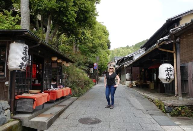 Saga-Toriimito Preserved Street, Kyoto