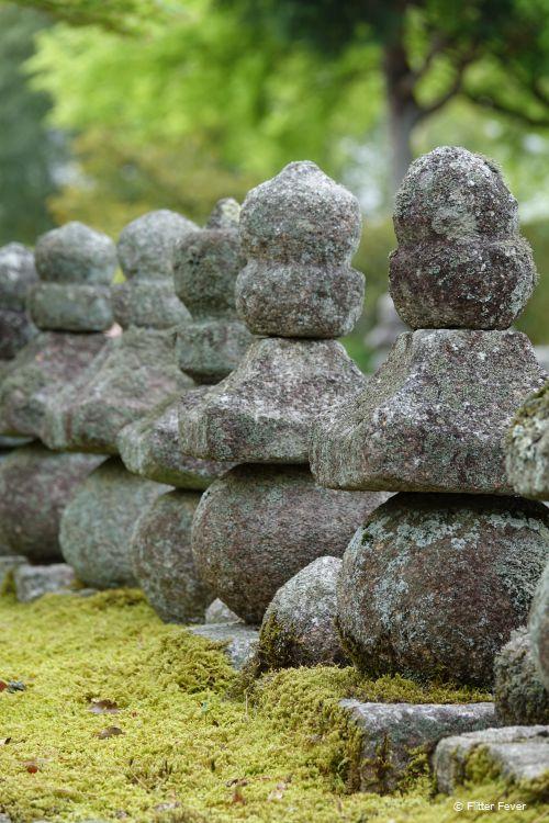 Adashino Nenbutsu-ji temple, Kyoto