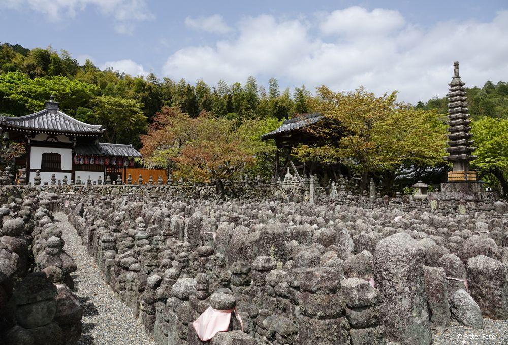 Adashino Nenbutsu-ji Kyoto
