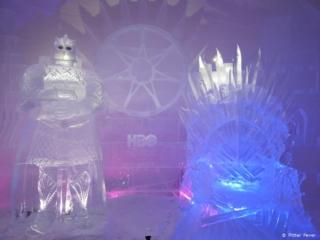 Games of Thrones @ SnowVillage, Finnish Lapland
