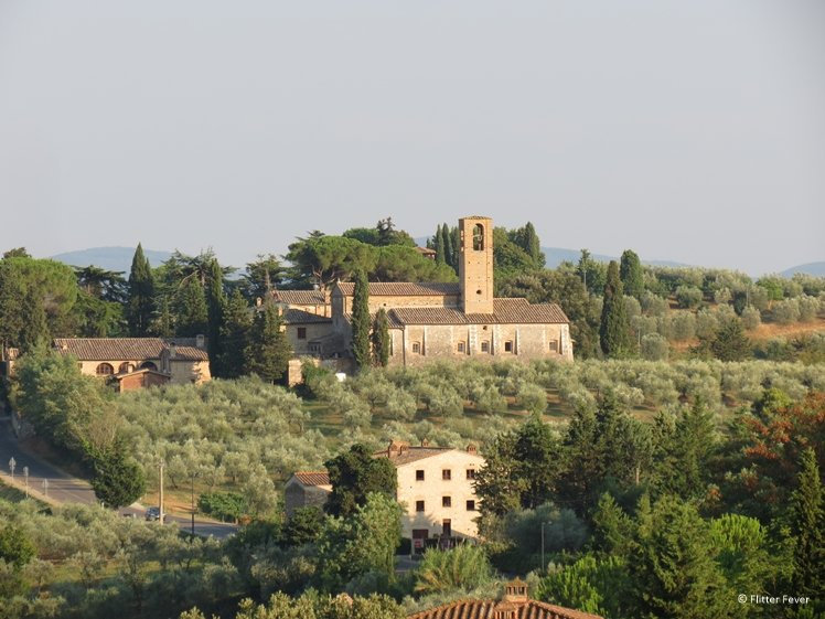 Tuscany at Golden Hour
