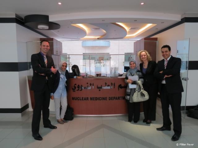 Visiting a Kuwaiti hospital