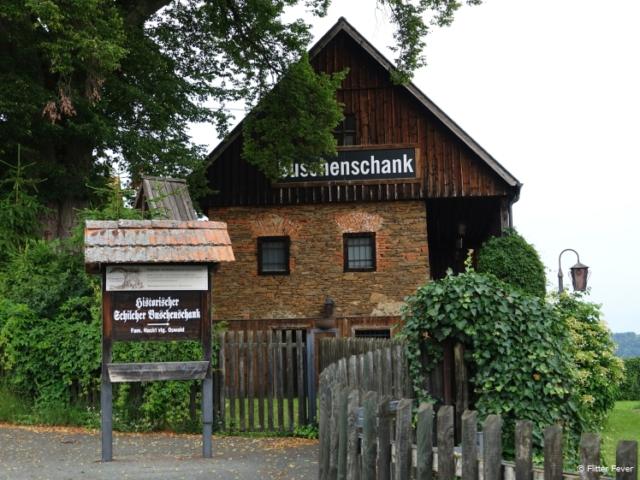 Historischer Schilcher Buschenschank in Greisdorf
