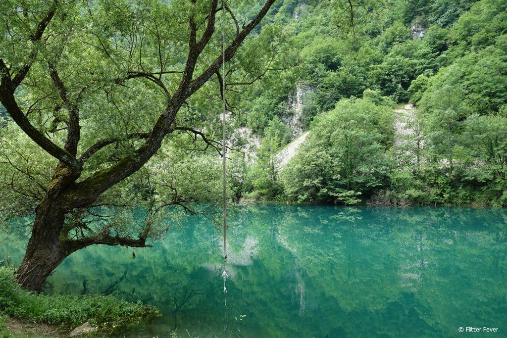 Reflections at Una River