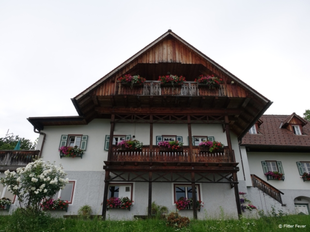 Traditional Austrian house