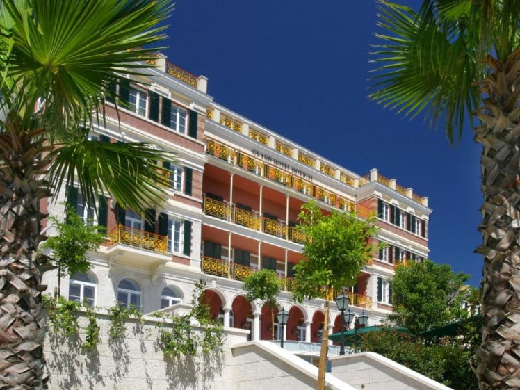Hilton Imperial Dubrovnik front