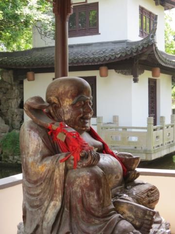 KeZhi Garden Buddha in Zhujiajiao