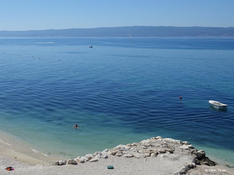 Podstrana beach Split