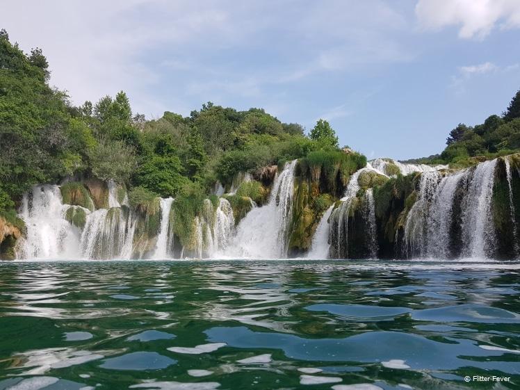 Skradinski buk, Krka NP Croatia